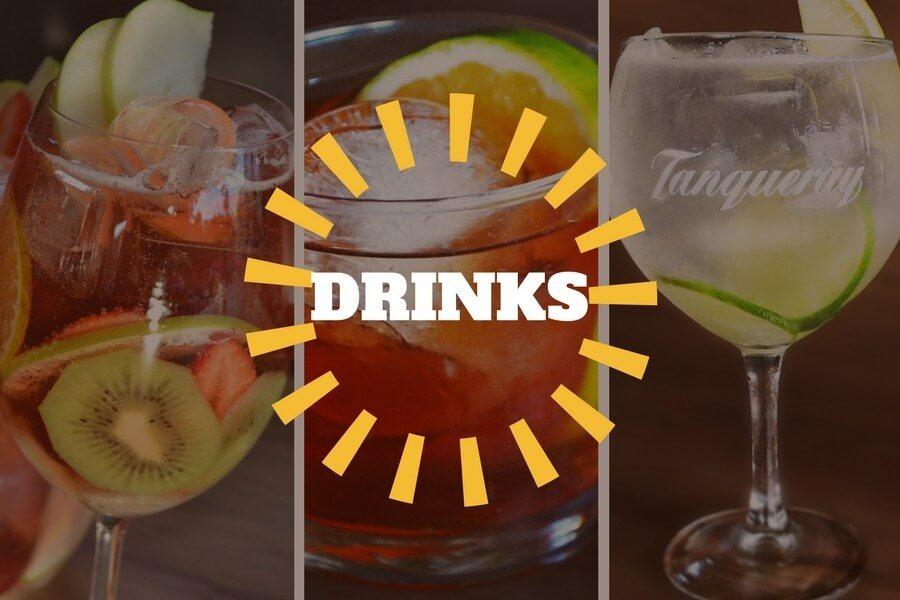 Os melhores drinks para você curtir a balada