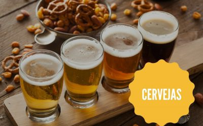 Conheça os variados estilos e famílias de cerveja