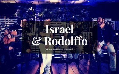 Dupla Israel & Rodolffo grava seu novo DVD no Caseratto